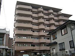 ヒルクレスト新上橋[3階]の外観