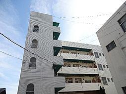 村田パークマンション [1階]の外観