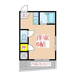 JBSビル[5階]の間取り