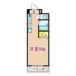 鹿児島市電1系統 二中通駅 徒歩2分