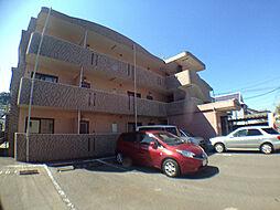 鹿児島県鹿児島市宇宿7丁目の賃貸マンションの外観