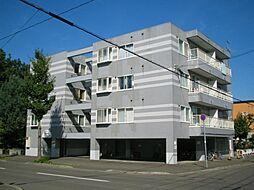 モアノース40[4階]の外観