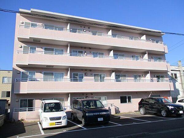 シルキーハイツ新道東 4階の賃貸【北海道 / 札幌市東区】