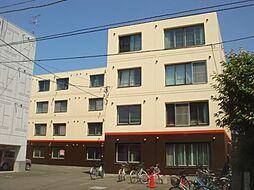 サニープレイス北21A[3階]の外観
