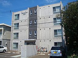エルマーノN24[1階]の外観