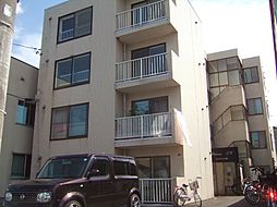 アンビション札幌東[4階]の外観