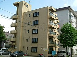 ホクセイマンション[1階]の外観