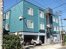 サンシャイン元町[3階]の外観
