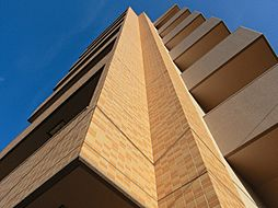 北海道札幌市東区北二十三条東16丁目の賃貸マンションの外観