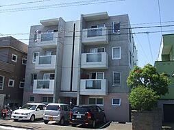 maison de 桜(メゾンドサクラ)[1階]の外観