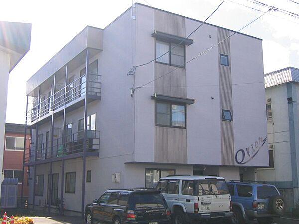 オリオン[2階]の外観