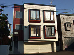 ヴェルコート栄町[2階]の外観