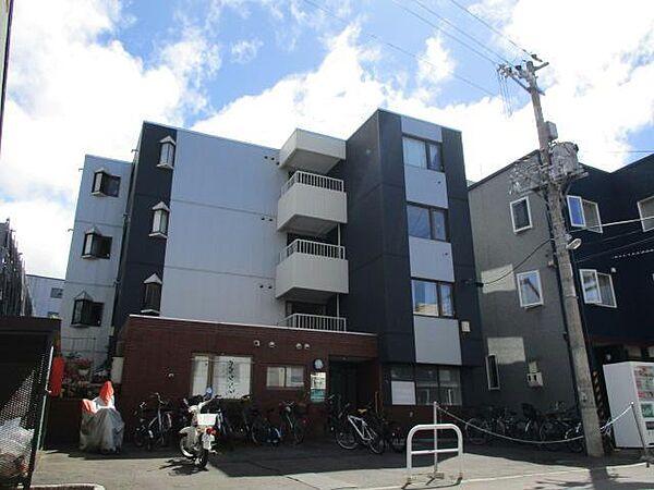 グラムール南平岸 3階の賃貸【北海道 / 札幌市豊平区】