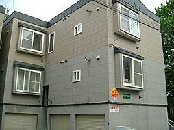 PLAZA IN N11 I[3階]の外観
