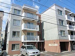 Terrace cocolo[2階]の外観