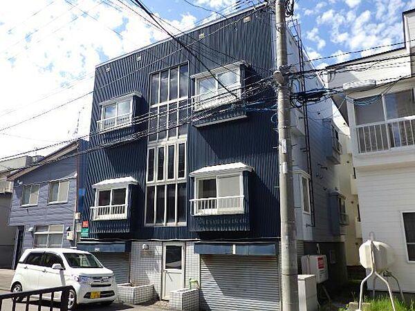 ヒューマンハーバー札幌[3階]の外観