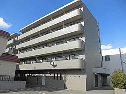 ハーモパレス札幌[3階]の外観