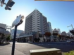 Castle Hills 柳ヶ瀬[10階]の外観