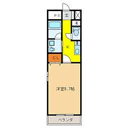 名鉄岐阜駅 6.2万円