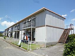 愛知県知多郡武豊町大字東大高字豊倉新田の賃貸アパートの外観