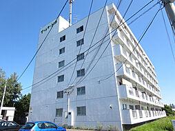 北海道北見市常盤町1丁目の賃貸マンションの外観