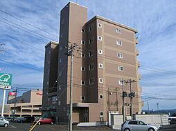北海道北見市北進町1丁目の賃貸マンションの外観