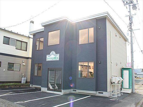 スーパーハイム本町 1階の賃貸【北海道 / 北見市】