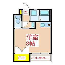 隼人駅 2.5万円
