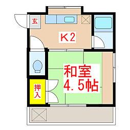 国分駅 1.6万円