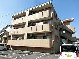 鹿児島県霧島市隼人町姫城3の賃貸マンションの外観