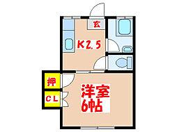 国分駅 1.0万円
