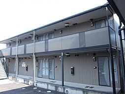碧ハイツA・B[2階]の外観