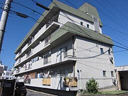 瀬田サンプラザマンション[4階]の外観