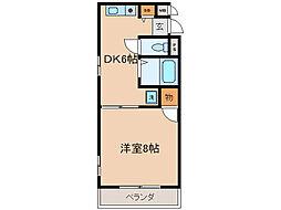 INGビル[3階]の間取り
