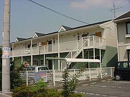 グランドハウスJY[1階]の外観
