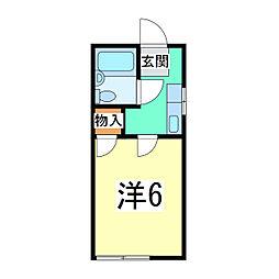 浜金谷駅 3.2万円