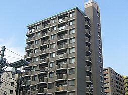 ファインクロス12番館[7階]の外観