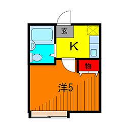 亀有駅 4.1万円