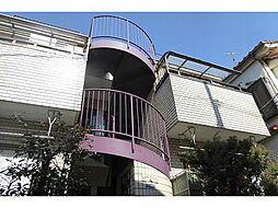 マスカットハイツ[1階]の外観