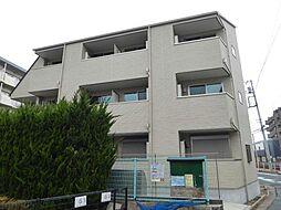 東京都葛飾区東堀切1の賃貸アパートの外観