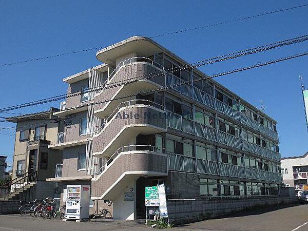 アクティブマンションα 3階の賃貸【北海道 / 恵庭市】
