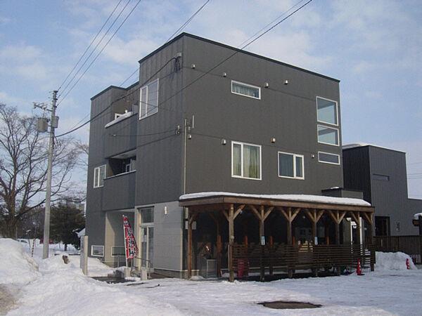 hana 2階の賃貸【北海道 / 恵庭市】