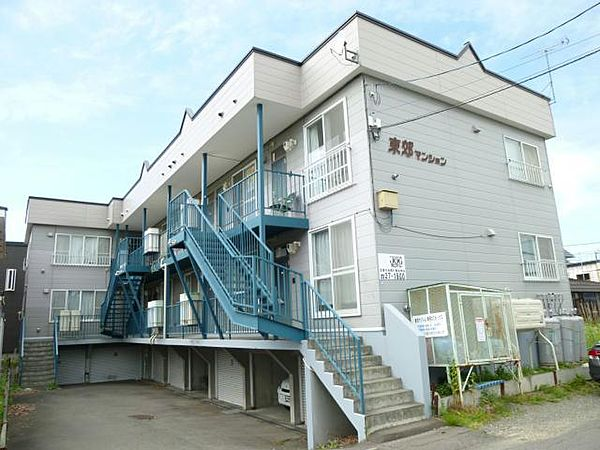 東郊マンション[2階]の外観