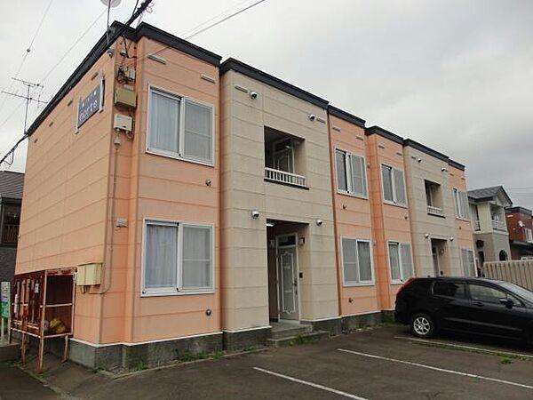 Norte 2階の賃貸【北海道 / 千歳市】