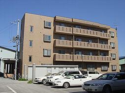 北海道函館市港町1丁目の賃貸マンションの外観
