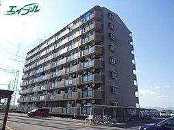 KURIMAマンション[4階]の外観