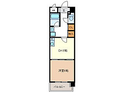 Ksガーデン[7階]の間取り