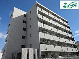 三重県津市桜橋3の賃貸マンションの外観