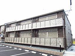 ウィステリア N・K[2階]の外観