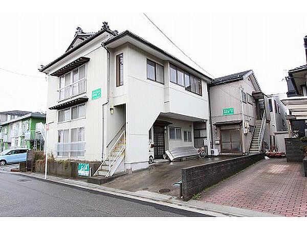 ホットハウス坂井東 A棟[2階]の外観